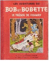 Bob et Bobette -7a- Le trésor de Fiskary