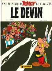 Astérix -19b- Le devin