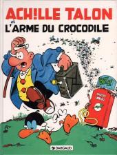 Achille Talon -26a91- Achille Talon et l'arme du crocodile