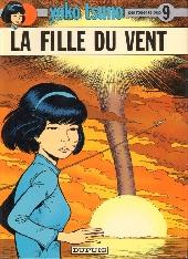 Yoko Tsuno -9- La fille du vent