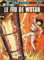 Yoko Tsuno -14- Le feu de Wotan