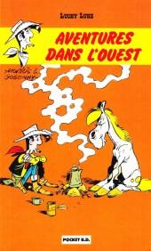 Lucky Luke -Poche1- Aventures dans l'Ouest