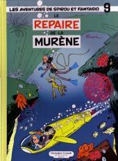 Spirou et Fantasio -9TL- Le repaire de la murène