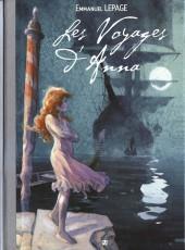 (AUT) Lepage -1- Les voyages d'Anna