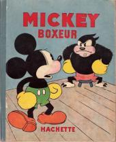 Mickey (Hachette) -4- Mickey boxeur