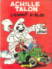 Achille Talon -25'- Achille Talon et l'esprit d'Éloi