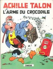 Achille Talon -26'- Achille Talon et l'arme du crocodile