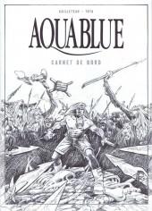 Aquablue -HS- Carnet de bord