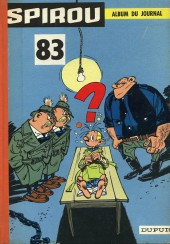 (Recueil) Spirou (Album du journal) -83- Spirou album du journal