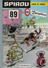 (Recueil) Spirou (Album du journal) -89- Spirou album du journal