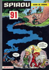 (Recueil) Spirou (Album du journal) -91- Spirou album du journal
