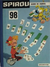 (Recueil) Spirou (Album du journal) -98- Spirou album du journal