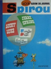 (Recueil) Spirou (Album du journal) -103- Spirou album du journal