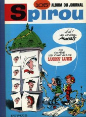 (Recueil) Spirou (Album du journal) -105- Spirou album du journal
