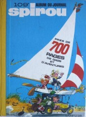 (Recueil) Spirou (Album du journal) -109- Spirou album du journal