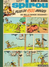 (Recueil) Spirou (Album du journal) -117- Spirou album du journal