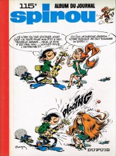 (Recueil) Spirou (Album du journal) -115- Spirou album du journal