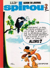 (Recueil) Spirou (Album du journal) -113- Spirou album du journal