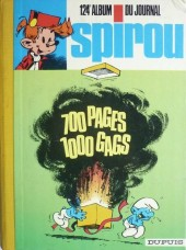 (Recueil) Spirou (Album du journal) -124- Spirou album du journal