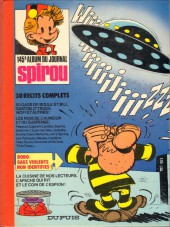 (Recueil) Spirou (Album du journal) -145- Spirou album du journal