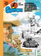 (Recueil) Spirou (Album du journal) -158- Spirou album du journal