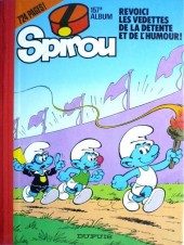 (Recueil) Spirou (Album du journal) -157- Spirou album du journal