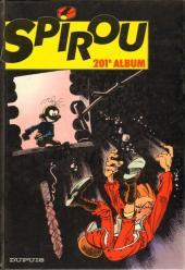 (Recueil) Spirou (Album du journal) -201- Spirou album du journal