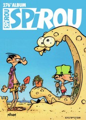(Recueil) Spirou (Album du journal) -276- Spirou album du journal