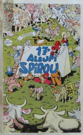 (Recueil) Spirou (Album du journal) -17- Spirou album du journal