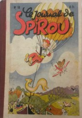 (Recueil) Spirou (Album du journal) -10- Spirou album du journal