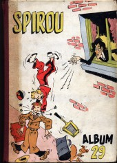 (Recueil) Spirou (Album du journal) -29- Spirou album du journal