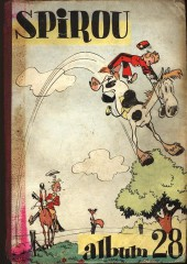 (Recueil) Spirou (Album du journal) -28- Spirou album du journal