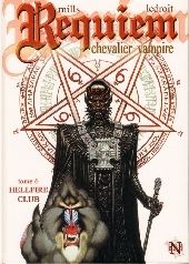 Requiem Chevalier Vampire -6- Hellfire Club