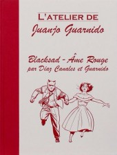 Blacksad -3TL- Âme Rouge