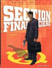 Section financière -1- Corruption