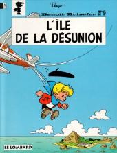 Benoît Brisefer -9- L'île de la désunion