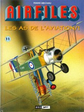 Airfiles -11- Les as de l'aviation / 1