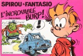 Spirou et Fantasio -2- (Divers) -6ED1- L'incroyable Burp !