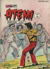 Atemi -25- Le défilé de la mort