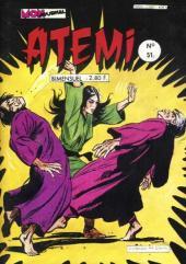 Atemi -51- Une toute petite chose