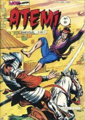 Atémi -59- L'empereur des Tongs