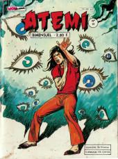 Atémi -61- Le deuxième combat