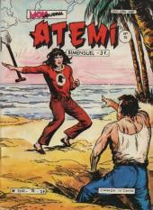 Atémi -76- La mort de Shi-Shu
