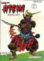 Atémi -88- L'insaisissable Sha-Ming