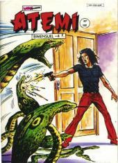 Atémi -102- La maison des cobras