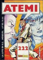 Atémi -222- Le chalutier d'or