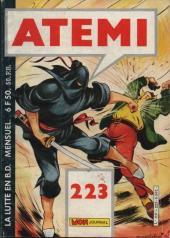 Atemi -223- Haine mortelle