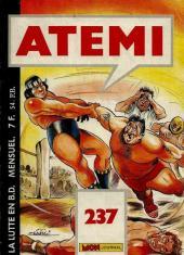 Atémi -237- La fin d'Al Katraz