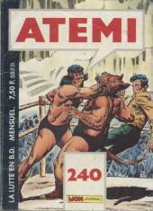 Atémi -240- Le Lord fou