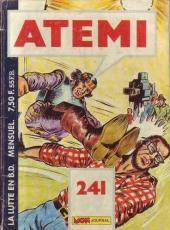 Atémi -241- l'effrayant Mister Robot